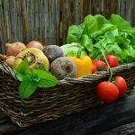 Propiedades de frutas y verduras